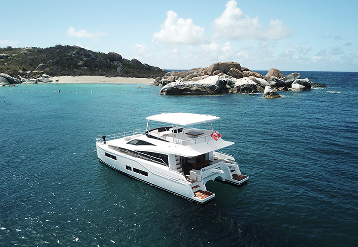 Best Yacht Charter in the BVI | Virgin Charter Yachts