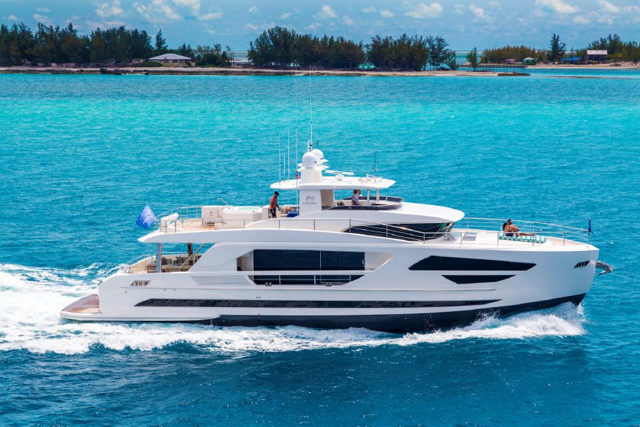 Angeleyes' - Available for Luxury Crewed BVI Charters! | Virgin