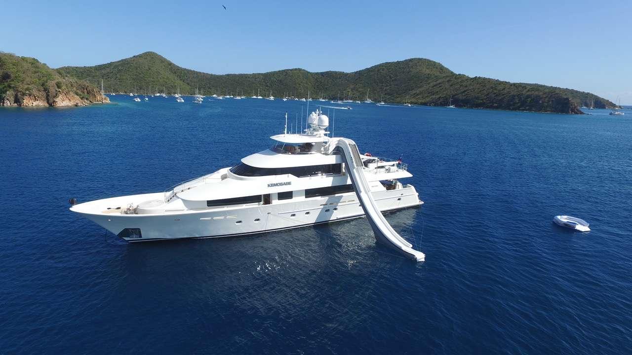Kemosabe | Virgin Charter Yachts